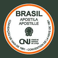 LEGALIZAÇÃO EM CARTÓRIO POR APOSTILA DE HAIA